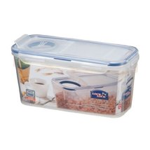 Lock&Lock 51-Fluid Ounce Slender Container with Flip Lid, 6.2-Cup - $39.59