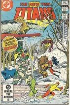 (CB-1} 1982 DC Comic Book: The New Teen Titans #19 - $5.00