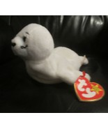 Ty Beanie Baby Seamore 4th Gen Hang Tag & 3rd Gen Tush  Tag PVC Filled NEW - $10.93