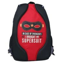 "Brand New Cat & Jack 18"" Kids' Superhero Backpack image 4"
