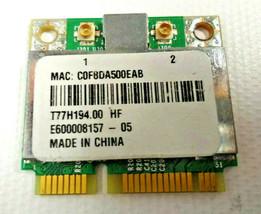 Broadcom BCM94313HMG2L T77H194.00 Acer Aspire ONE D255 Wifi Wireless Card New - $4.46