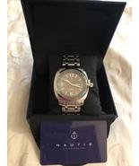 "NAUTIS GL2087-G ""Stealth 200"" Swiss 20 ATM 45mm Men's Diver Watch - $250.00"