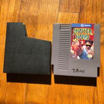Shatterhand (Nintendo Entertainment System, 1991) NES 90s Video Game - $59.99