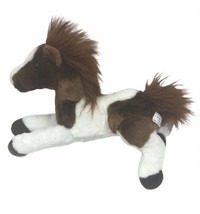 "Aurora World Horse 12"" Plush Brown & White - $27.72"