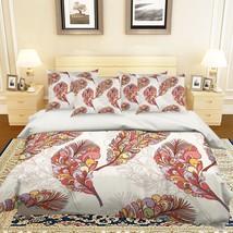 3D Plumage Pattern 26 Bed Pillowcases Quilt Duvet Single Queen King US Summer - $102.84+