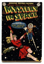 Mystery In Space #1 1951-DC-Frank Frazetta art-First issue-comic book - $775.27