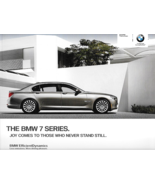 2012 BMW 7-SERIES sales brochure catalog US 12 740 750 760 i Li Active H... - $12.00