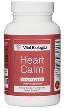 Heart Calm- Support and Maintain a Healthy Heart Rhythm- A Natural, Fast-Acting