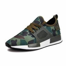 Men's Breathable Camouflage Sneaker - $53.26