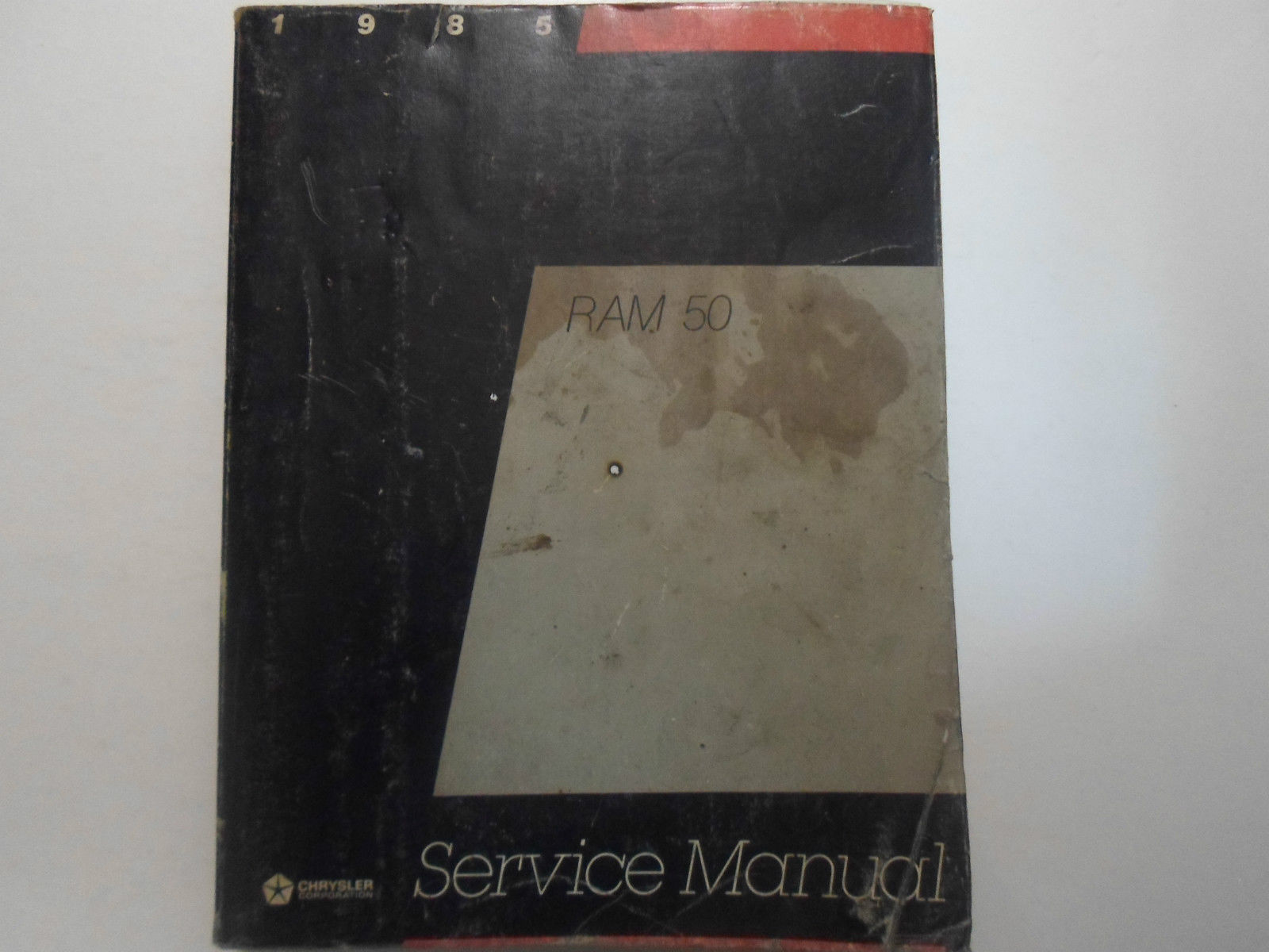 Primary image for 1985 Dodge Ram 50 Service Repair Shop Manual FACTORY OEM BOOK USED DAMAGE WEAR