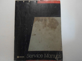 1985 Dodge Ram 50 Service Repair Shop Manual FACTORY OEM BOOK USED DAMAG... - $17.77