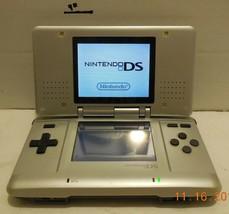 Nintendo DS Original Silver Handheld Video Game System - $70.13