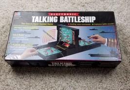 Electronic Talking Battleship Board Game Milton... - $24.99