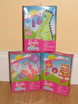 Barbie Chelsea Clothes Outfits Accessories Dinosaur Towel Llama Birthday... - $29.99