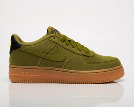 Nike Air Force 1 LV8 Style (GS) Kids Lifestyle Camper Green AR0735-300 S... - $79.99