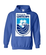 SOCCER North American Soccer League Vancouver Whitecaps Logo 0974 Hoodie - $29.74+