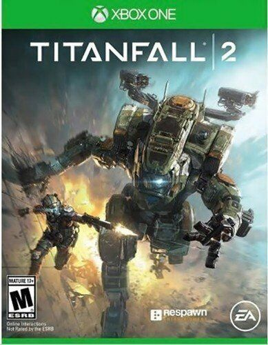 Titanfall 2 Standard Edition Xbox One Video Game *Disk Only*