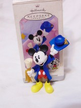 HALLMARK Keepsake Ornament Vintage 1999 Mickey &Co Happy Diploma Day Gra... - $14.00