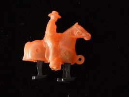 Cowboy On Horse Ramp Walker From Mexico 1990s - $16.99