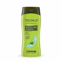 Trichup Healthy, Long & Strong Hair Shampoo Aloe Vera, Neem & Henna 200 ml - $20.87