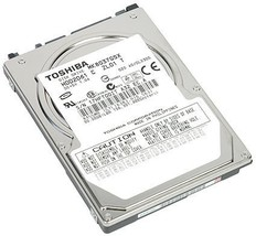 TOSHIBA MK8037GSX 80GB 2.5 INCH SATA DRIVE FW: DL240D ZMO1 - $48.95