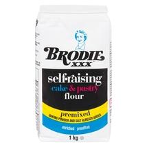 Robin Hood Brodie Self Raising Cake & Pastry Flour 4 x 1kg bags Canada - $79.99