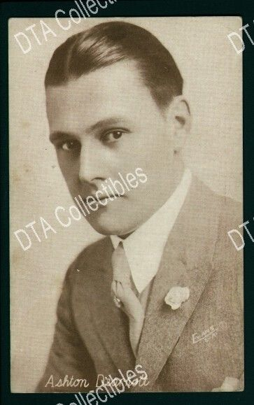 Primary image for ASHTON DEARHOLT-ARCADE CARD-1920-NICE CONDITION VG