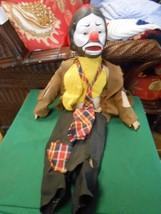 "RARE Great Collectible THE BUM 1978 Horsman Ventriloquest DOLL..23"" - $45.61"