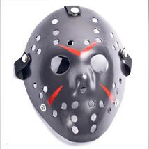 Jason Voorhees Friday the 13th Horror Movie Hockey Mask Halloween Scary ... - $9.99