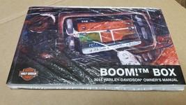 2014 Harley Davidson NEW BOOM! BOX Owner's Manual 99464-14 - $22.52