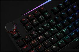 Micronics Manic X70 Mechanical Gaming Keyboard English Korean RGB (Blue Switch) image 3
