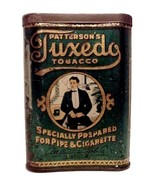 Patterson's Tuxedo Pocket Tobacco Tin Collectib... - $32.95