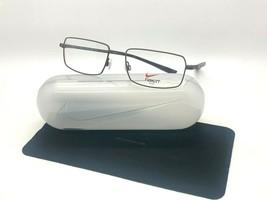 New Nike 4286 211 Walnut Optical Eyeglasses 58-18-150MM /CASE &Cloth - $57.77