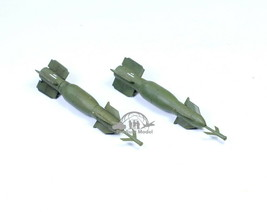 BGL-400 Bombs (02 pieces) for aircraft model 1:48 Pro Built Model - $19.78