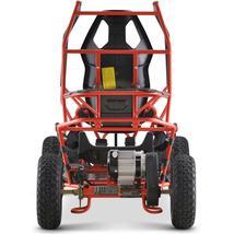 MotoTec Maverick Go Kart 36v 500w 12ah Battery Selectable Speeds 20 MPH Max image 11