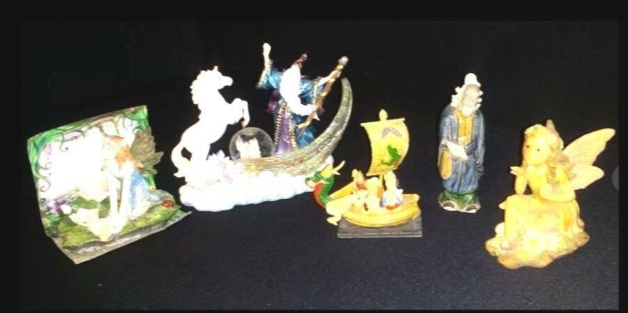 Magical Figurines AB 638 Vintage
