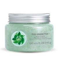 The Body Shop Fuji Green Tea Body Scrub 8.8oz - $19.80