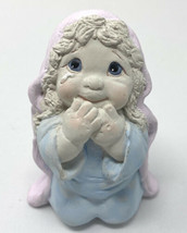 Retired Dreamsicles Mary 1995 DX484 Nativity Replacement Figure Only - $18.69