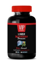 protease and lipase enzymes, Liver Detoxifier Formula 825mg, digestive h... - $14.92