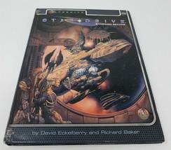 Alternity Star Drive Campaign Setting Hardcover TSR - $18.80