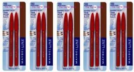 10 Maybelline Medium Brown 103 Twin Brow Eye Liner Pencils, 5 Packs of 2 - $24.74