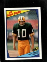 1984 Topps #6 Jan Stenerud Nm Packers Rb *A32233 - $1.98