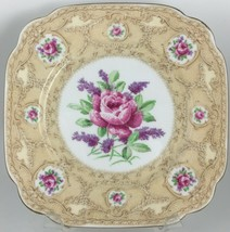 Royal Albert Devonshire Lace Square salad plate  - $15.00