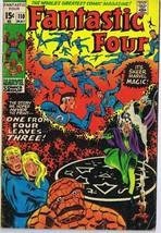 Fantastic Four #110 ORIGINAL Vintage 1971 Marvel Comics  - $37.25