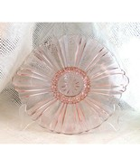 Pink Depression Glass Anchor Hocking OLD CAFE Handled Bowl Dish - $11.64