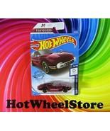 2020  Hot Wheels   Dark Red  TOYOTA 2000 GT  Tokyo Olympic Card #184   3... - $3.25
