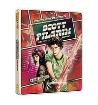 Scott Pilgrim vs. the World Limited Edition Steelbook [Blu-ray + DVD]