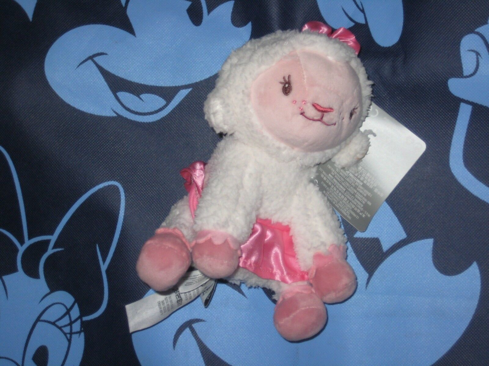 LAMBIE Disney Store. Doc McStuffins Soft Figure Plush Doll. New. image 3
