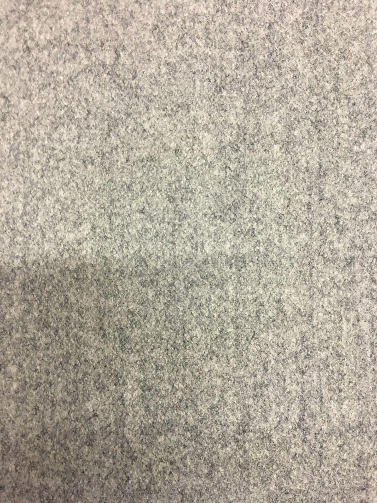 Camira Upholstery Fabric MCM Woven Gray Melange Wool 4 yds CT