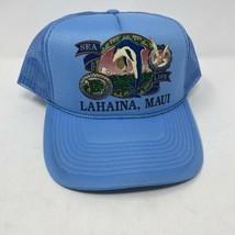 Vintage Lahaina Maui Hawaii SnapBack Trucker Hat  - $14.84